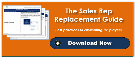Sales Rep Replacement Guide