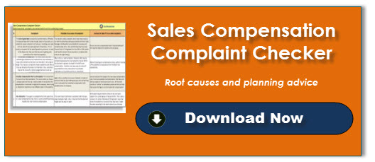 Sales Compensation Complaint Checker