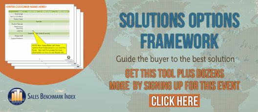 Solutions Options Framework