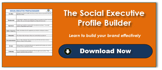 Social Executive Profile Builder