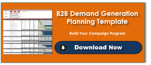 Cmo is your marketing plan obsolete sbi for Demand generation plan template