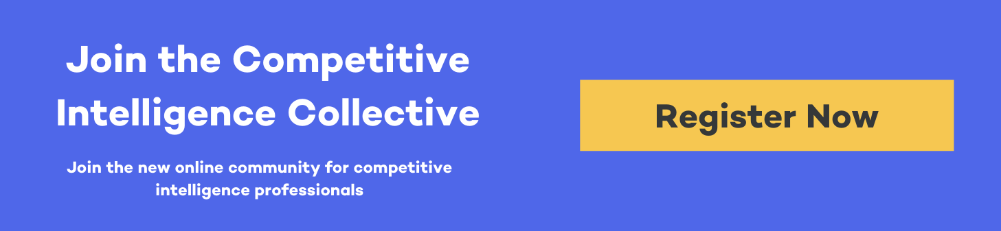 competitive intelligence collective