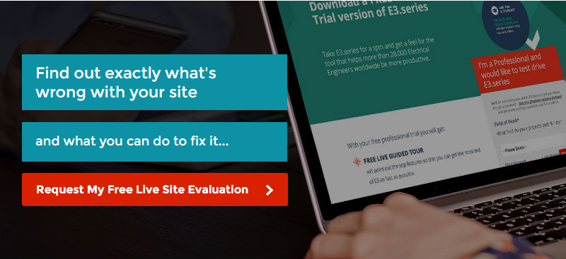 website performance evaluation- cta