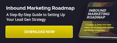 inbound marketing roadmap