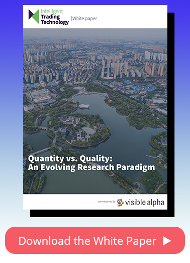 Quantity vs Quality an evolving research paradigm