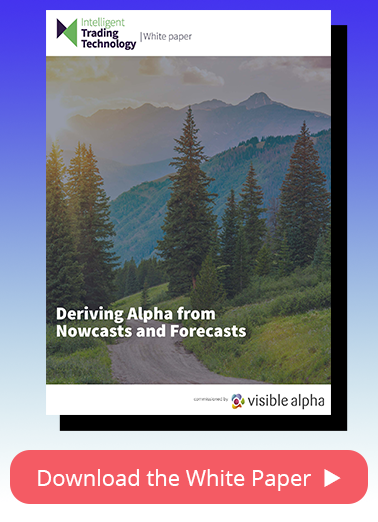 Deriving Alpha from Nowcasts and Forecasts