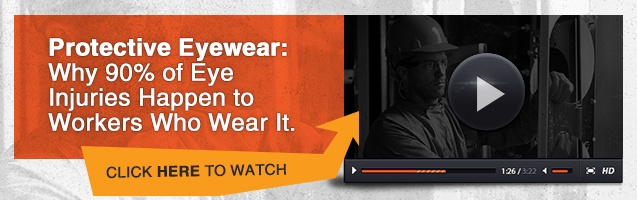 worker eye protection safety video