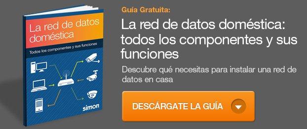 Guía gratuita: la red de datos doméstica