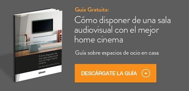 Guía gratuita sobre la instalación de un home cinema en casa