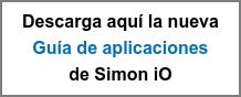 Descarga aquí la nueva Guía de aplicaciones de Simon iO