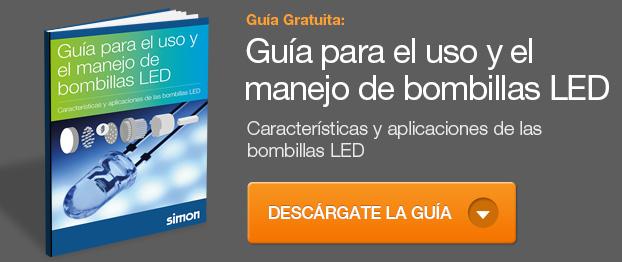 Guía gratuita para el uso y manejo de bombillas LED