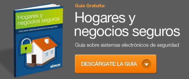 Guía gratuita sobre sistemas electrónicos de seguridad