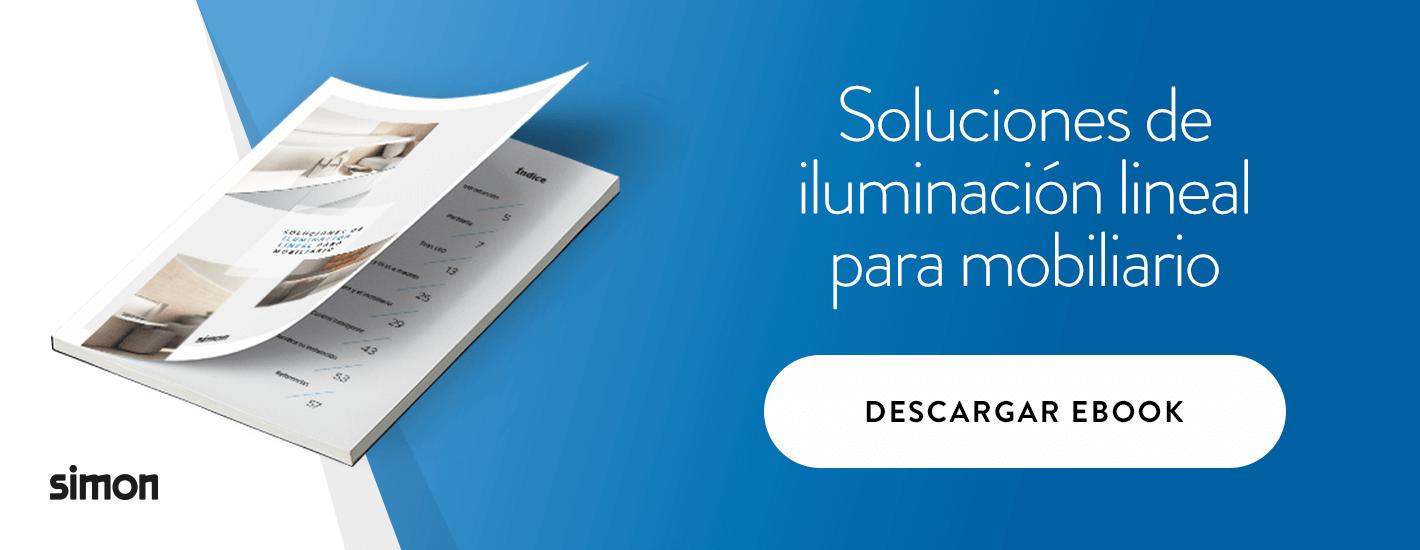 Descubre la solución de iluminación lineal que mejor se adapta a tu mobiliario