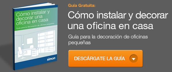 Guía gratuita sobre decoración de oficinas pequeñas