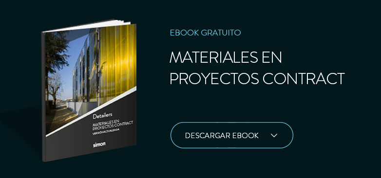 Guía gratuita Materiales en proyectos contract