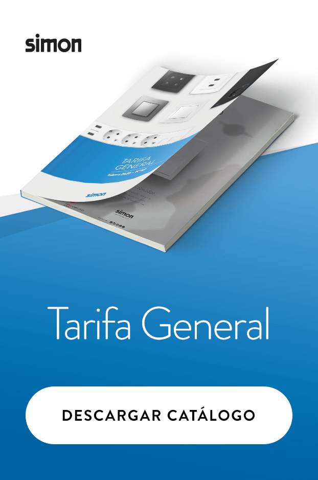 Catálogo tarifa general