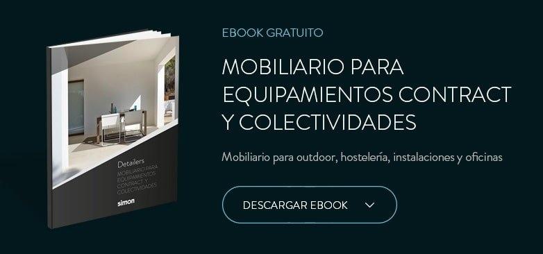 Guía gratuita Mobiliario para equipamientos contract y colectividades