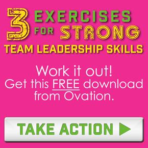 team leadership skills