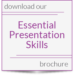 presentation skills training