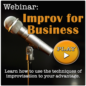 Improvisation for Business