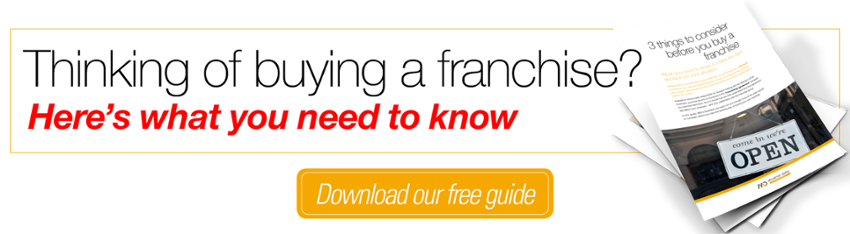 Thinking of buying a franchise? Here's what you need to know
