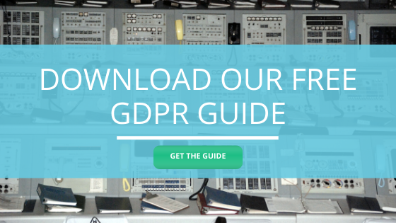 Download our free GDPR guide