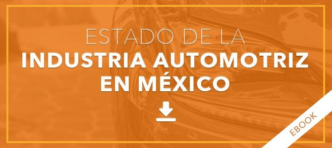 Estado de la industria automotriz en México 2019