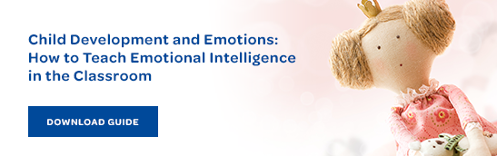 Child Development and Emotions: How to Teach Emotional Intelligence In the Classroom