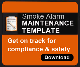 Rohen Smoke Alarm Maintenance Template