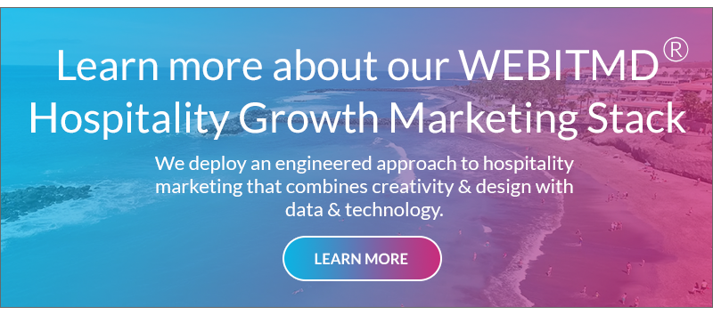 WEBITMD Hospitality Marketing - Learn More