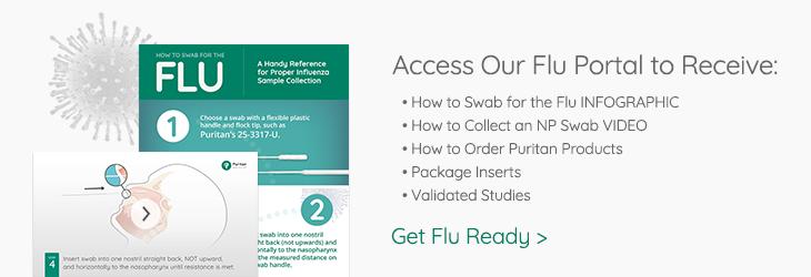 Puritan Flu Portal