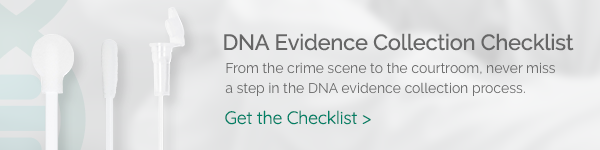 Access Puritan's DNA Evidence Collection Checklist Here