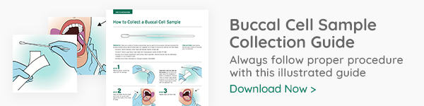 Get the Buccal Cell Collection Guide