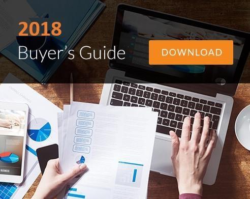 2018 Cloud ERP Buyer's Guide
