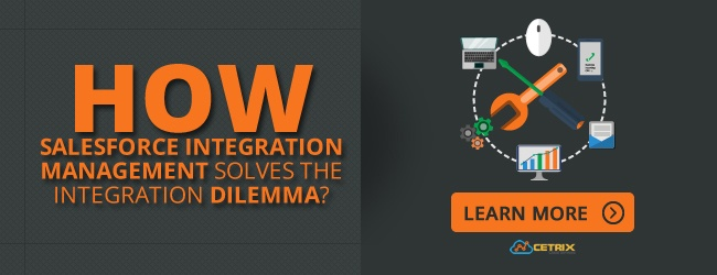 How Salesforce Integration Management Solves the Integration Dilemma