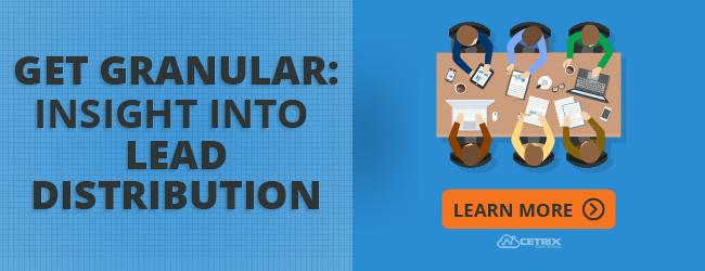 Get Granular: Insight into Lead Distribution