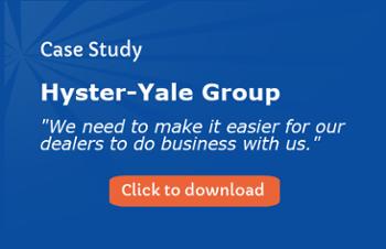 Case Study | Hyster-Yale