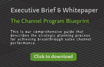 The Channel Program Blueprint