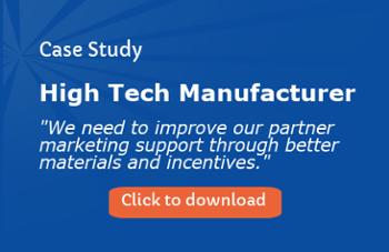 Case Study | High Tech Manufacturer