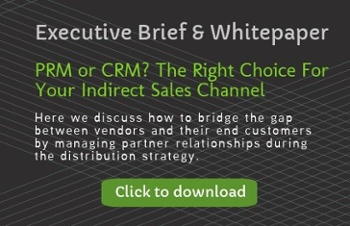 PRM or CRM? The Right Choice For Your Indirect Sales Channel