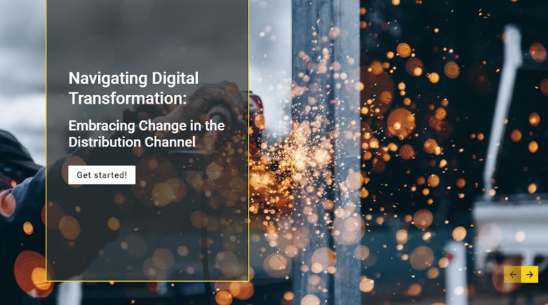 LogicBay Navigating Digital Transformation