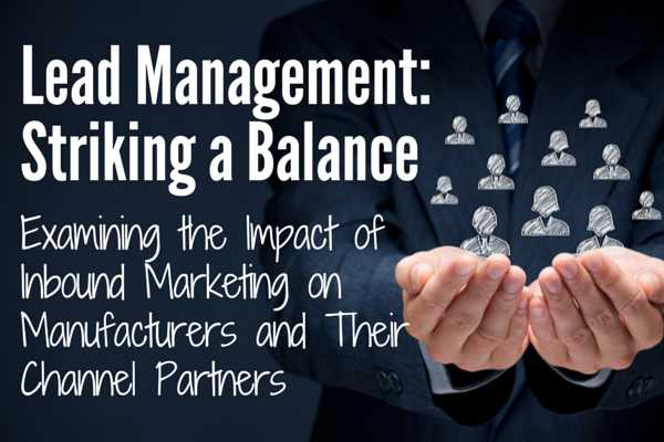 Click here to download the eBook: Lead Management - Striking a Balance.