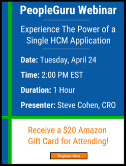 Register Single HCM Webinar