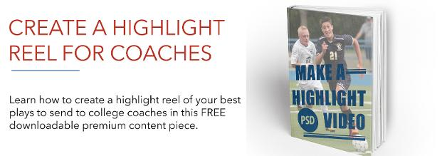 download the free guide to creating an athletic highlight video
