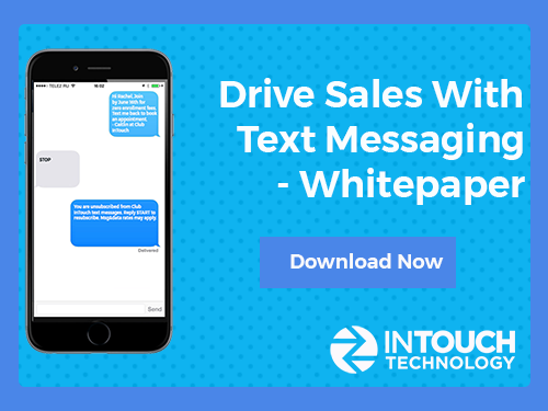 Download our free whitepaper on driving sales with text messaging