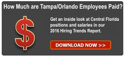 Tampa Orlando Hiring and Salary Trends