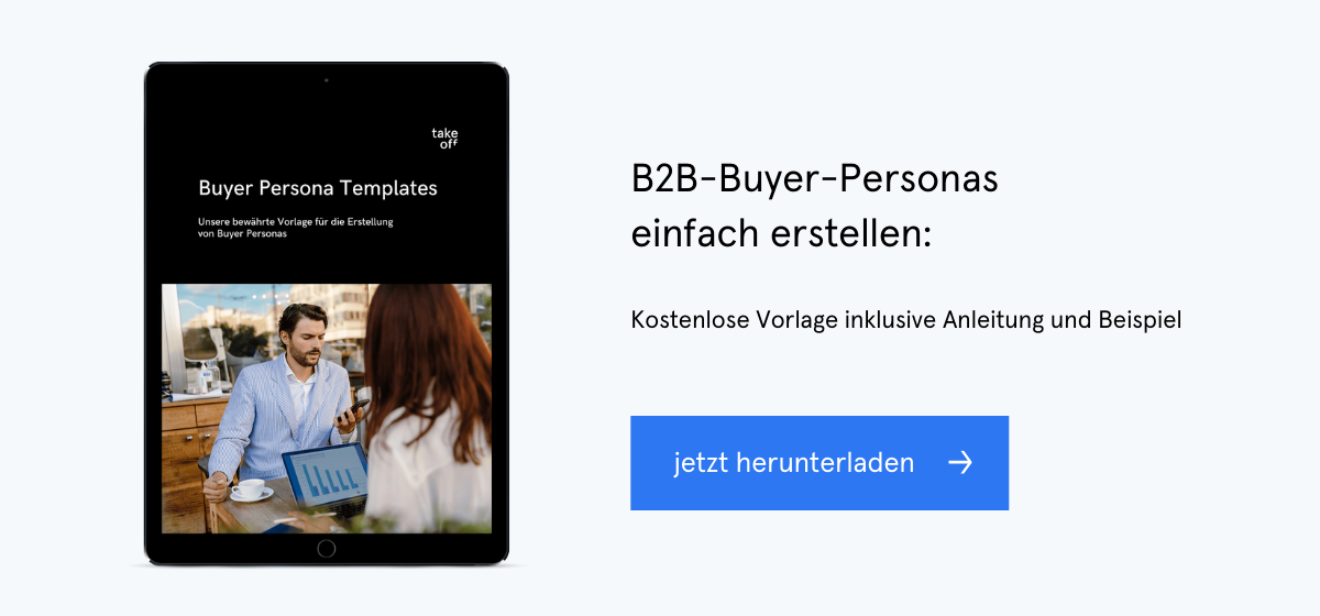 Buyer Persona CTA