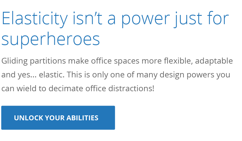 Office Design Superpowers