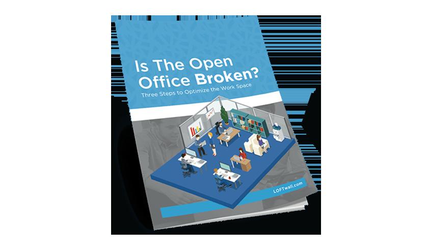 Is The Open Office Broken?