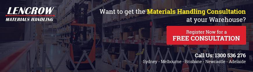 FREE Materials Handling Consultation
